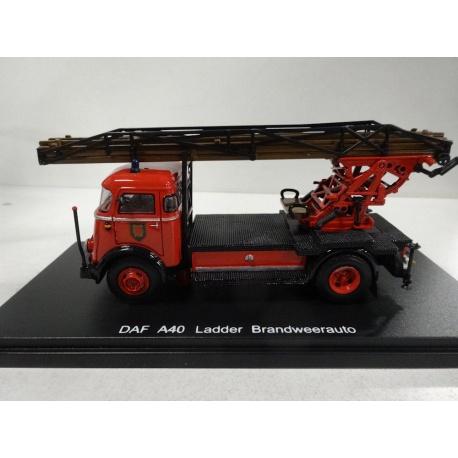 DAF A40 Brandweer Laderwagen