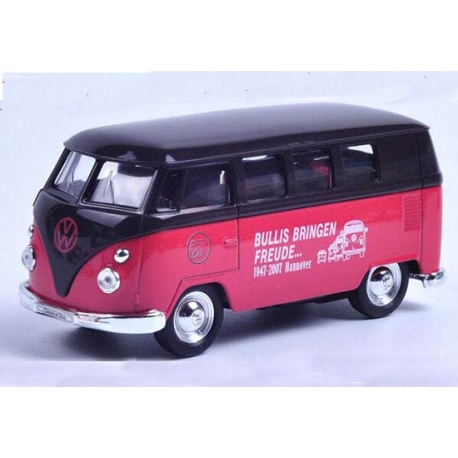 1962 Classical VW Bus