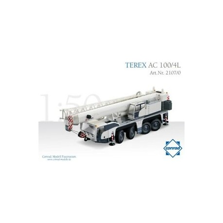Terex AC100-4L Telescopic Mobile Crane