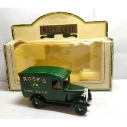 1928 CHEVROLET VAN - ROSE'S LIME JUICE