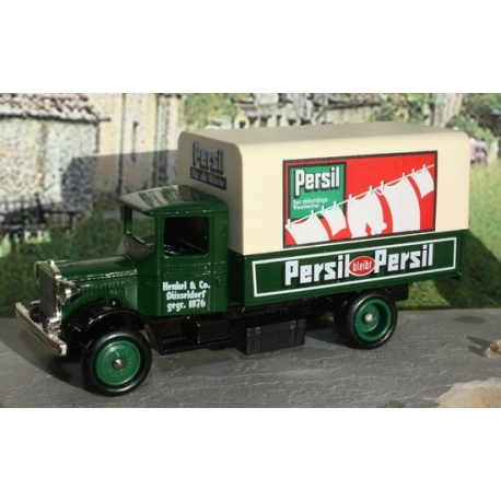 1934 MACK CANVAS BACK TRUCK (PERSIL SOAP POWDER)