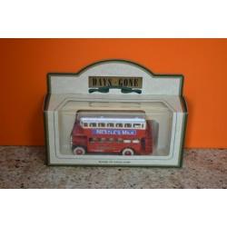 1932 AEC Regent Double Decker Bus - NESTLE MILK