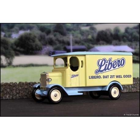 1935 Ford 3 Ton Articulated Truck Libero