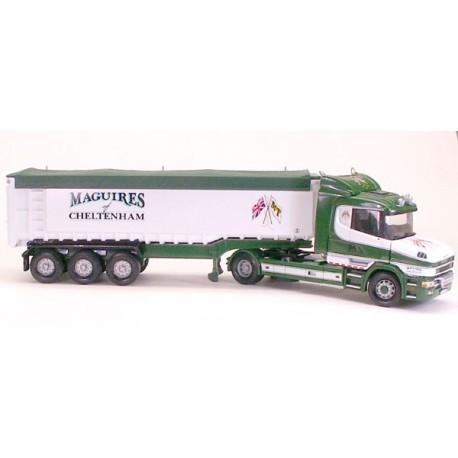 Scania Bulk Tipper