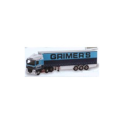 DAF XL Space Cab Curtainside - Grimers Transport Ltd