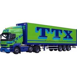 """RENAULT Premium Box Trailer """"TTX"""""""